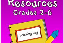 learning centers / by Lori Wilson