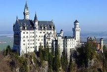 Beautiful German Castles, Fortresses and Palaces - Schöne Burgen, Festungen und Schlösser / Check out the most beautiful German castles, fortresses and palaces  / by Learn German Coach