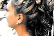 Hairstyles I like / by Yvonne Nye