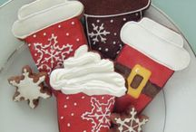 Christmas Cakes/Cookies/Cupcakes / by Judi Vrieling