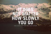 Motivation / by Ashley Whipple