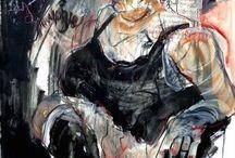 My art / Xxx / by Louise Lachance