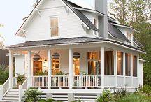 Dream homes / by Ashley Kuehner
