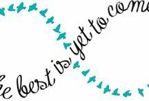 Ideas for tats (: / by Ashley Millhouse