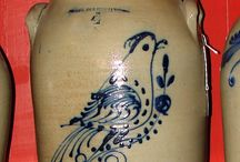 ANTIQUE STONEWARE / To add to the knowledge of subject through photos and text. / by Antique Collectors Hub
