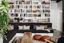 living room / by Britni Churnside Jessup