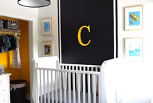 Inspiration // baby&kids rooms / by karlie