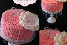 cakes 2 / by Shirley Beasley