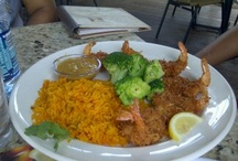 Coconut Shrimp / by Valerie Holmes