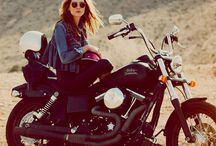 Biker babes / by Spenser Casino