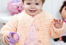 Baby Crochet / by Marie Hahn