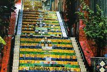 Rio/Brasil / by K. Bakker