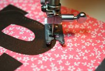 Sewing / by Joanne Bayles