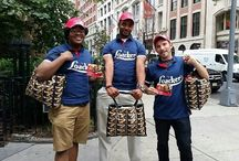September Street Samples in NYC / by Loacker USA