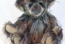 My new Teddy Bears / These teddy bears are on my website www.marthasbears.com / by Martha Burch