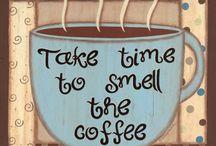 """ΚΑΦΕΣ,CAFÉ,KOFFIE,咖啡,CAFFÈ,КОФЕ, OR COFFEE, OR WHATEVER LANGUAGE YOU CHOOSE..FOR ME IT ALL MEANS A CUP FULL OF PLEASURE / ☕  """"Oh coffee, you dispel the worries of the great,  you point the way to those who have wandered from  the path of knowledge.  All cares vanish as the coffee cup is raised to the  lips. Coffee flows through your body as freely as your  life's blood, refreshing all that it touches: Oh drink of God's glory, your purity  brings man only well being and nobility.   Sheikh Ansari Djezeri Hanball Abd-al-Kadir , Sufi Mystic, 1587     / by She Said   oOO_(';')_OOo"""