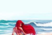 To swim like a mermaid / by Kat