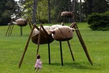 David Rogers' Big Bugs / Come see our new exhibition, David Rogers' Big Bugs, through September 10, 2013. Plus, check out these activities to learn more about bugs at home! / by Morton Arboretum