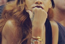 Rihanna / by Megan Cooley