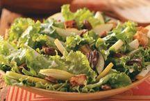Salads / by Donna Godfrey