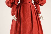 1837 Dress Project / by Gina White
