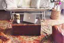 Living Room Love / by Meredith Rhinas