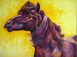 A Few of My Horse Paintings / I love painting horses! You'll find many more posted on my website: Horse Paintings by Karen Brenner. www.karenbrenner.com / by Horse Paintings by Karen Brenner