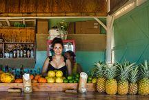 Beach Bars / by Uncommon Caribbean
