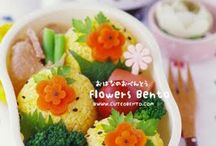 Healthy lunches for kids / Bento and all other cute ideas for healthy lunches for kids / by Ellen Christian