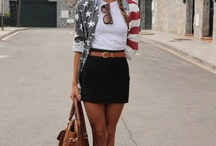 July 4th Outfit Ideas / Independent Style. / by 1928 Jewelry Co.