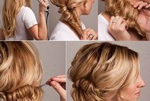 Hairstyles  / by Fefe Zireeni