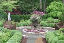 English Landscape Design / From secret gardens to tumbling perennial plantings, English gardens have a charm all their own. For an inspiration guide to English landscape design, go to http://www.landscapingnetwork.com/garden-styles/English-Landscape-Design.pdf. / by Landscaping Network