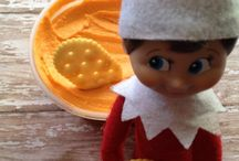 Elf on the shelf / Christmas tradition  / by Michelle Hiam