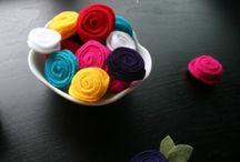 DYI flowers / by Rosanna Martinez