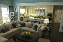 Living Rooms / by Stacy Novotny