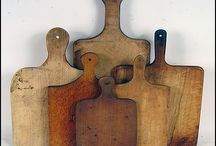 cutting boards and rolling pins / by Marla McKinney