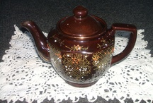 Antique Moriage Teapot / by Andie A