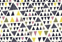Prints and patterns I like  / by Kritika Mehta