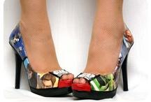 shoe box / by Denise Emma