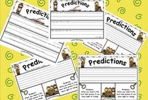 Teaching - ELA: Making Predictions / by Shelee Brim