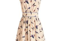 Dresses & Skirts & Shorts / by Elise Pritchard