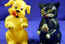 SALT AND PEPPER SHAKERS / by Mary Austin