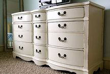 furniture projects / by Chrissy Thornton