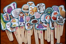 Fun stuff for the kiddos / by Julie Hunter