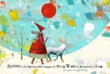 Handmade Holiday Gift Guide - Little Somethings / Handmade Holiday Gift Guide by Artists Ben & Kate Gatski  Little beautiful handmade gifts!  / by Kate Gatski