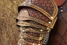 Leather Work / by Tracy Allen