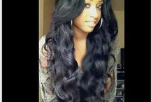 Hair Ideas for Iyesha #1♥ / For every woman♡ / by ♡♥PRETTY TEXAS CHIC♡♥