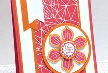 Cards - Beautiful Bunch & Fun Flwr Punch / by Margaret Raburn