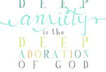 Beautiful, comforting, & inspiring verses / by Erica Priestley
