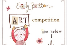 Emily Button Competitions / Competition news and prizes.  / by Emily Button